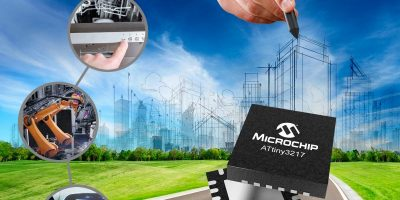Microchip adds tough tinyAVR MCUs to increase memory offering