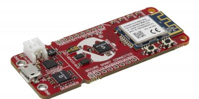 RS Components ships Microchip's AVR Google Cloud development board