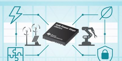 600V GaN FET supports applications up to 10kW