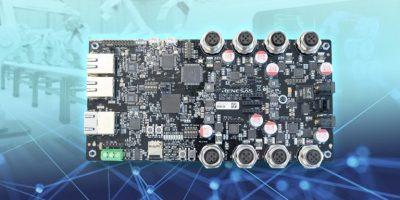 Energy harvesting embedded controller simplifies Industry 4.0
