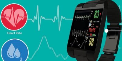 PMIC is sensitive for optical measurements in wearables