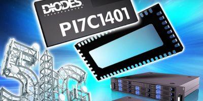 Quad port expander simplifies multiple transceiver design