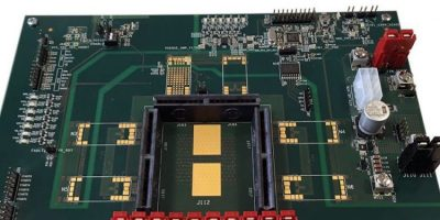 ASIC reference design evaluates Power Stamp concept