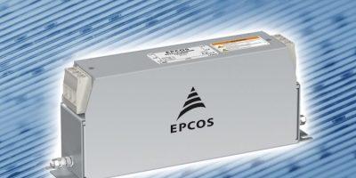 Re-engineered EMC filters minimise earth leakage currents