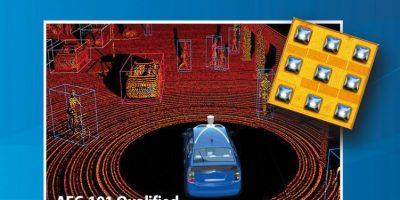 Automotive-qualified eGaN FET enhances lidar sensitivity