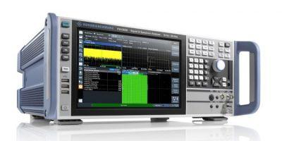 Spectrum analysers target 5G NR technology