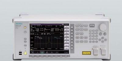 Optical spectrum analyser halves evaluation time