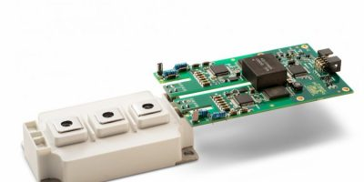SiC MOSFETs and gate driver board introduced at PCIM Europe