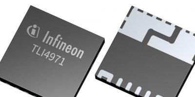 Infineon introduces first current sensor in industrial family