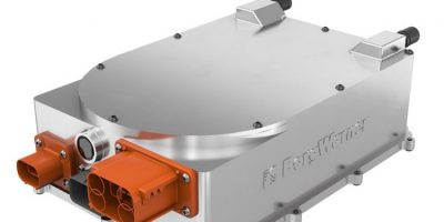 Onboard battery charger boasts best-in-class power density