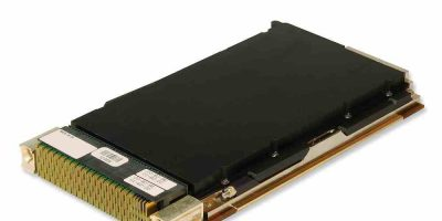 3U OpenVPX SBC offers security and thermal management
