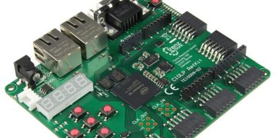 Intel Cyclone 10 LP reference kit accelerates IoT