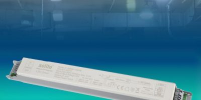 Dimmable drivers support LED lighting motion sensing