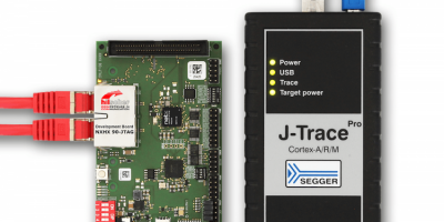 Segger adds support for Hilscher's multi-protocol SoC