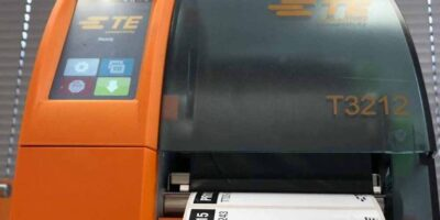Thermal printable labels can be automated