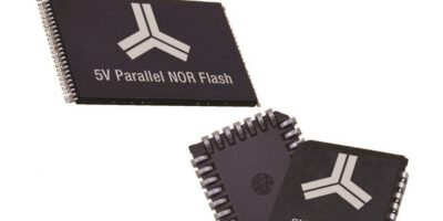 Alliance Memory introduces 5V parallel NOR flash memories