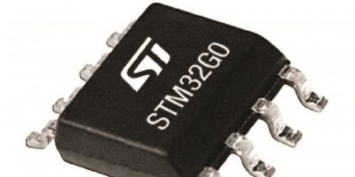 STMicroelectronics offers STM32 in eight-pin package