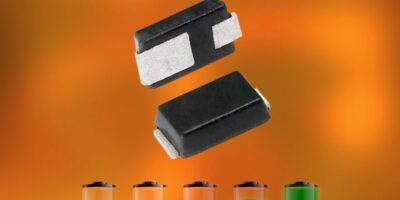 Vishay introduced MicroSMP package for fast recovery rectifiers