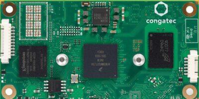 congatec mixes FinFET with NXP i.MX Mini in SMARC COM module