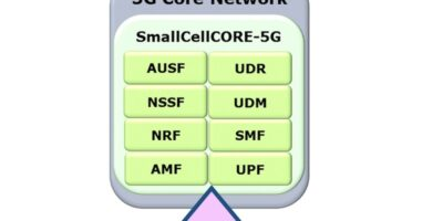CommAgility adds a 5G core to SmallCellCore software suite