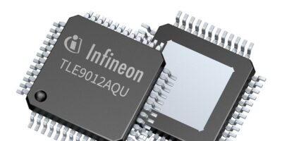 Infineon designs IC specifically for EVs and HEVs