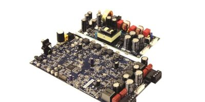 Richardson RFPD offers GaN audio Class D eval boards from GaN Systems