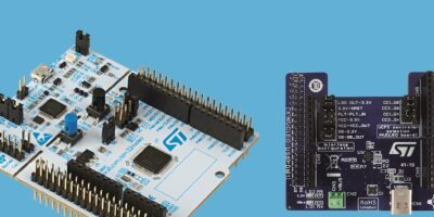 ST adds development board to embed USB Type-C