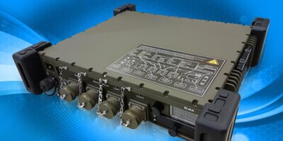 RP24 power system is rugged for mission-critical applications, says Elma