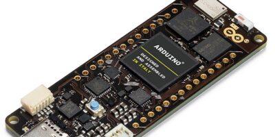 Initial Arduino Portenta module supports low code IIoT development