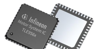 Motor system ICs control DC motors and reduce board space requirements