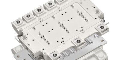 Power module targets mid-power EV traction inverters