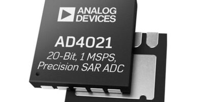 Mouser Electronics stocks Analog Devices' differential SAR ADCs