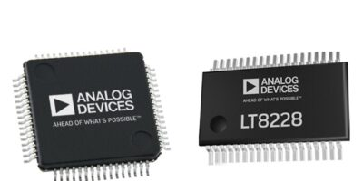 Buck/boost controllers provide power for dual-battery automotive systems