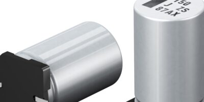 Panasonic Industry Europe adds smaller ZS-Series capacitor