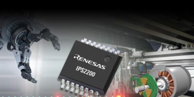 Inductive position sensor allows tailor-made designs, says Renesas