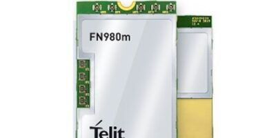 Rutronik UK adds Telit's 5G/LTE M.2 cards