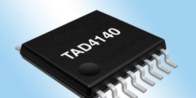 Magnetic sensors have redundancy to meet ASIL D standard