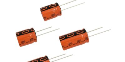 Vishay adds seven case sizes to double-layer energy storage capacitor range