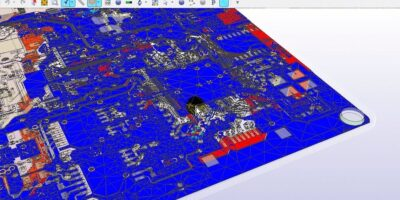 Zuken's latest electronic design environment supports 3D wire planning