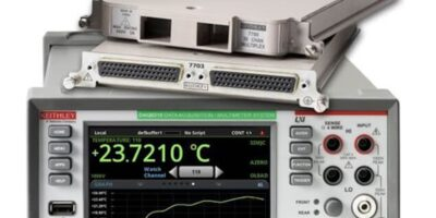 IoT dashboard delivers remote data access to Keithley instruments