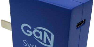 Charger reference design is introduced to meet GaN demand