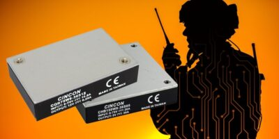 Relec Electronics adds versatile DC/DC converters from Cincon