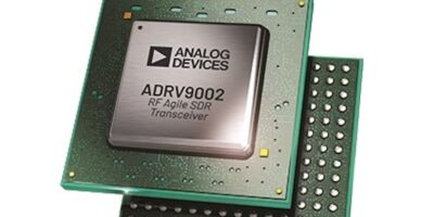 Richardson RFPD adds Analog Devices' integrated dual RF transceiver