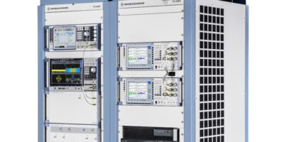 RF conformance test system supports 2G to 5G on a single platform