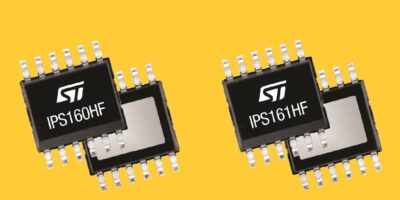 Intelligent power switches are fast starters for safety systems