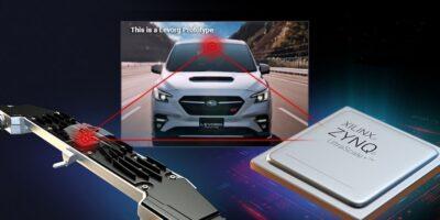 Subaru bases enhanced EyeSight system on Xilinx Zynq