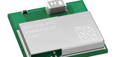 Mouser stocks Panasonic's voice-activated PAN1740A BLE module