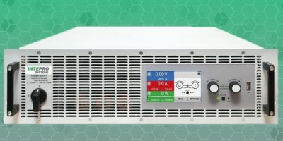 Digital power supplies simplify testing e-mobility and renewables