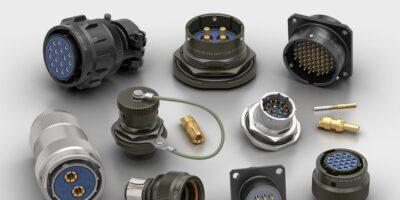 Circular connectors and accessories meet MIL-DTL-26482