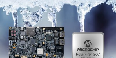 Microchip delivers first SoC FPGA development kit based on RISC-V ISA